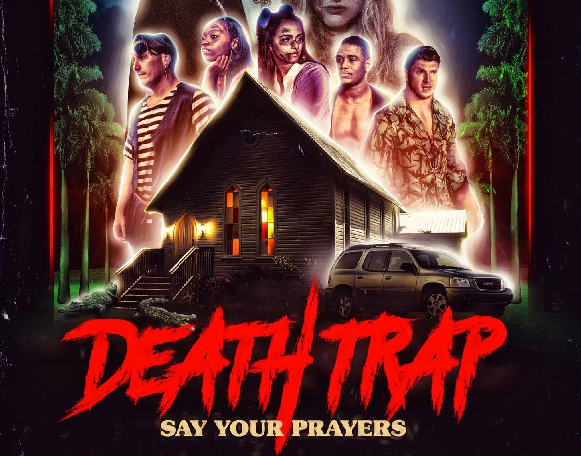 [News] Say Your Prayers for DEATH TRAP's First Trailer