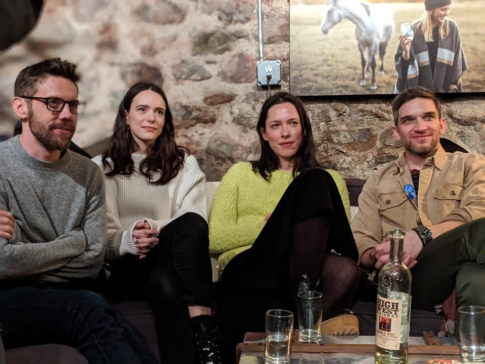 [Sundance Interview] Cast & Director of THE NIGHT HOUSE