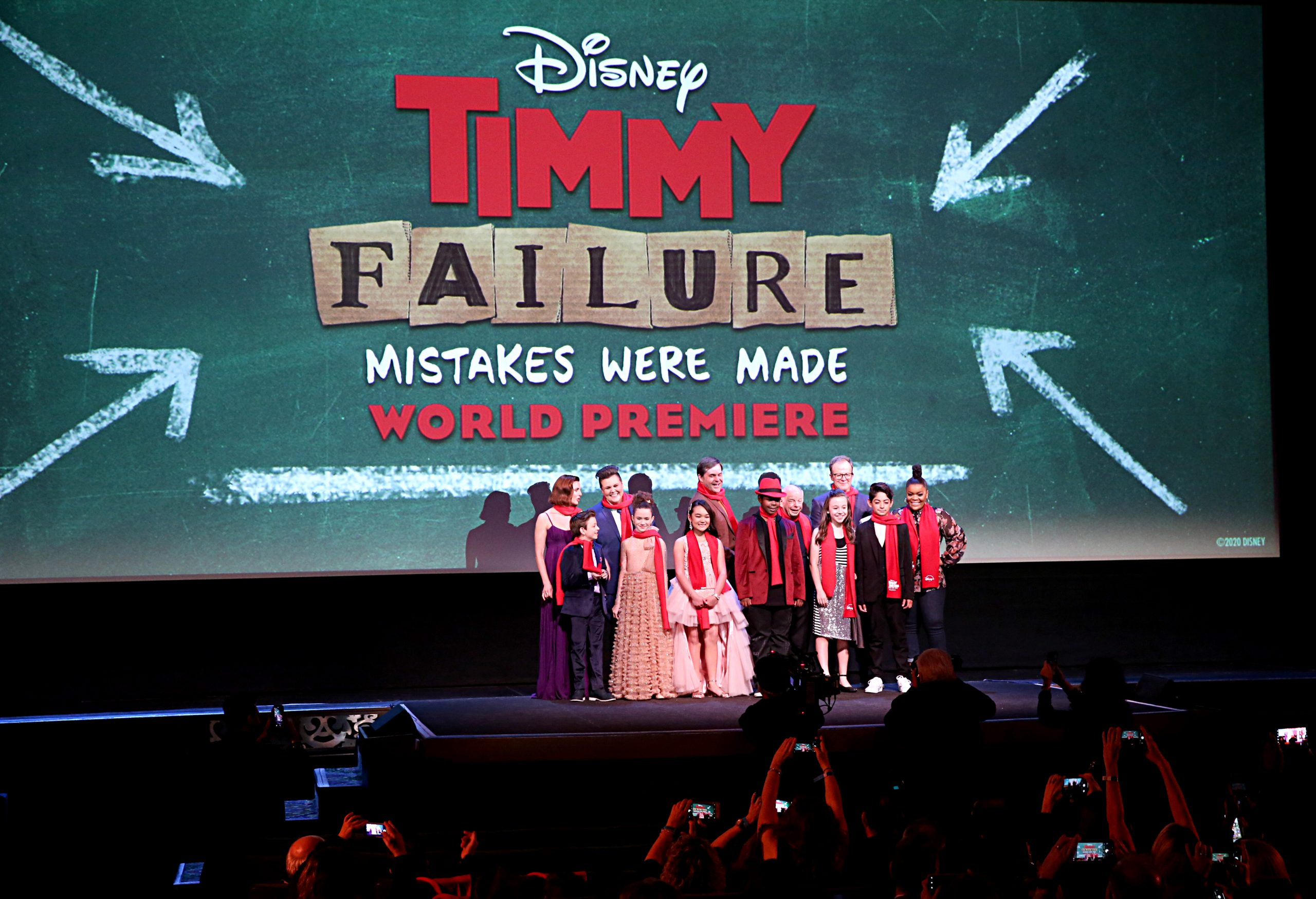 [Red Carpet Interview] TIMMY FAILURE: MISTAKES WERE MADE