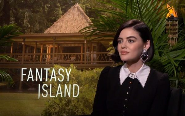[Video Interview] Lucy Hale and Director Jeff Wadlow Discuss FANTASY ISLAND