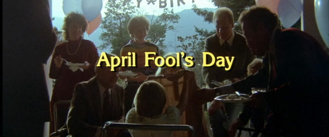 [News] APRIL FOOL'S DAY To Make It's Blu-ray Debut