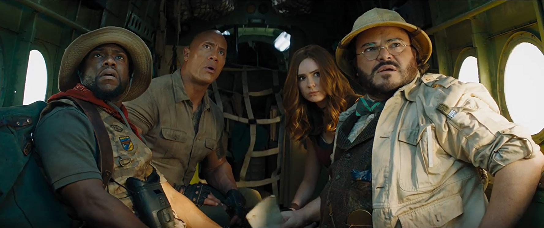 [News] JUMANJI: THE NEXT LEVEL Comes Home This March