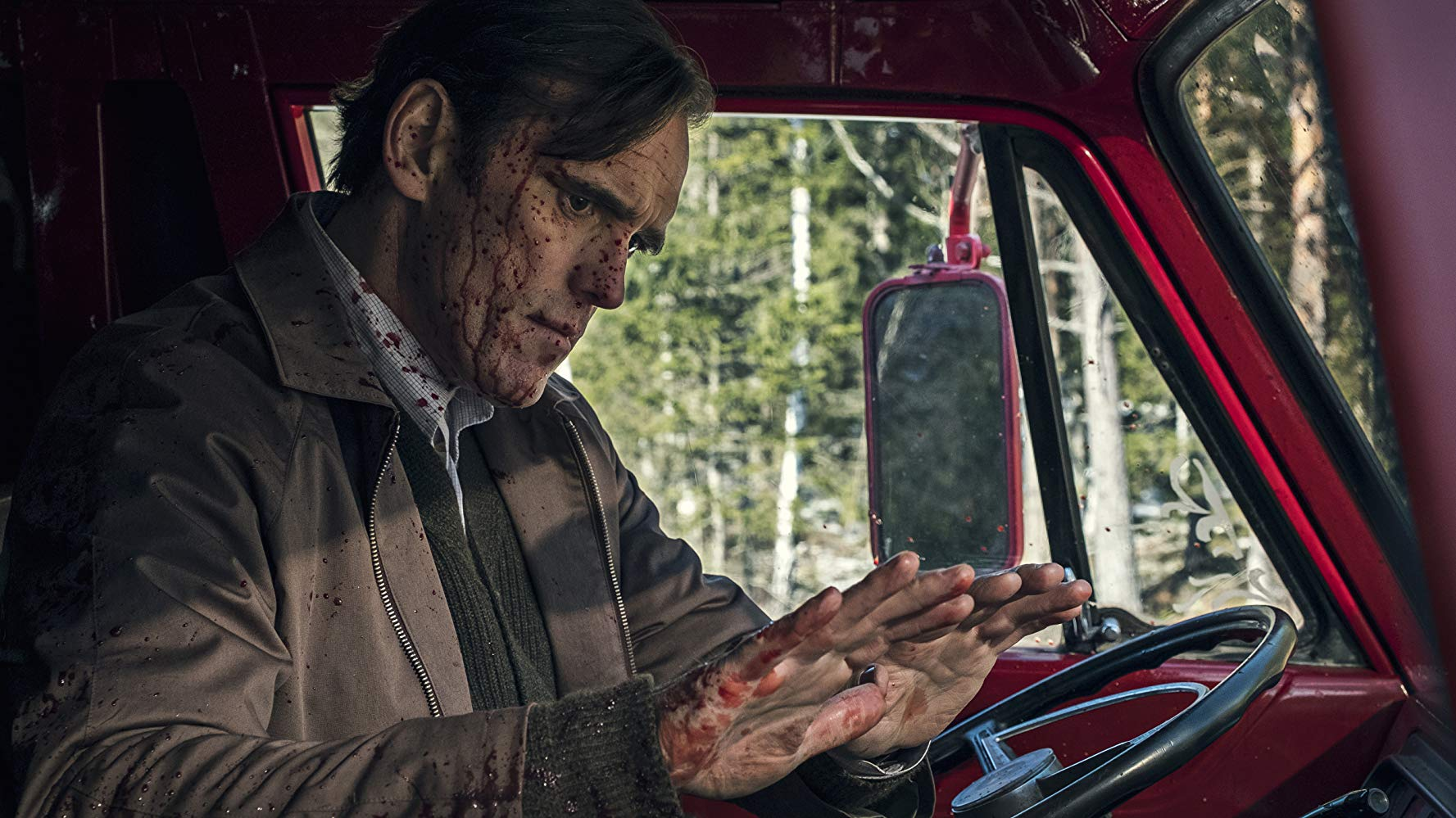 [Blu-ray/DVD Review] THE HOUSE THAT JACK BUILT