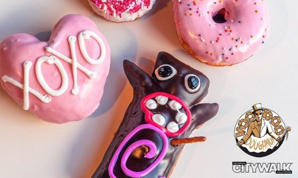 [News] Voodoo Doughnut at Universal CityWalk Launches Valentine's Day Special!