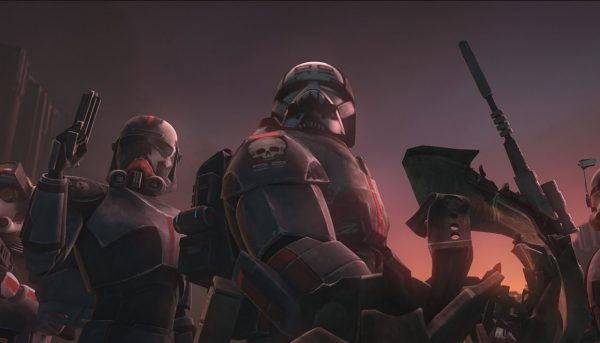 [News] STAR WARS: THE CLONE WARS Debuts Clip from Premiere