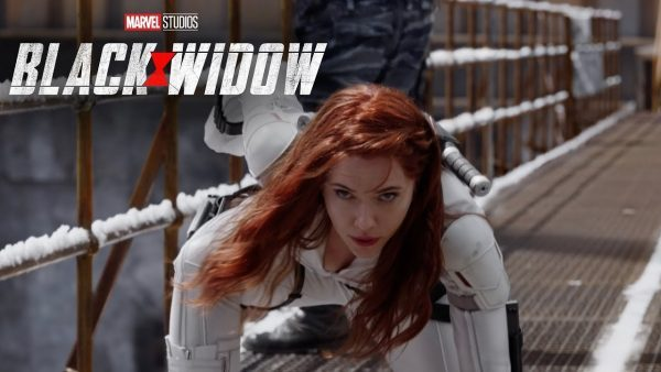 [News] Brand New BLACK WIDOW TV Spot and Posters Revealed!