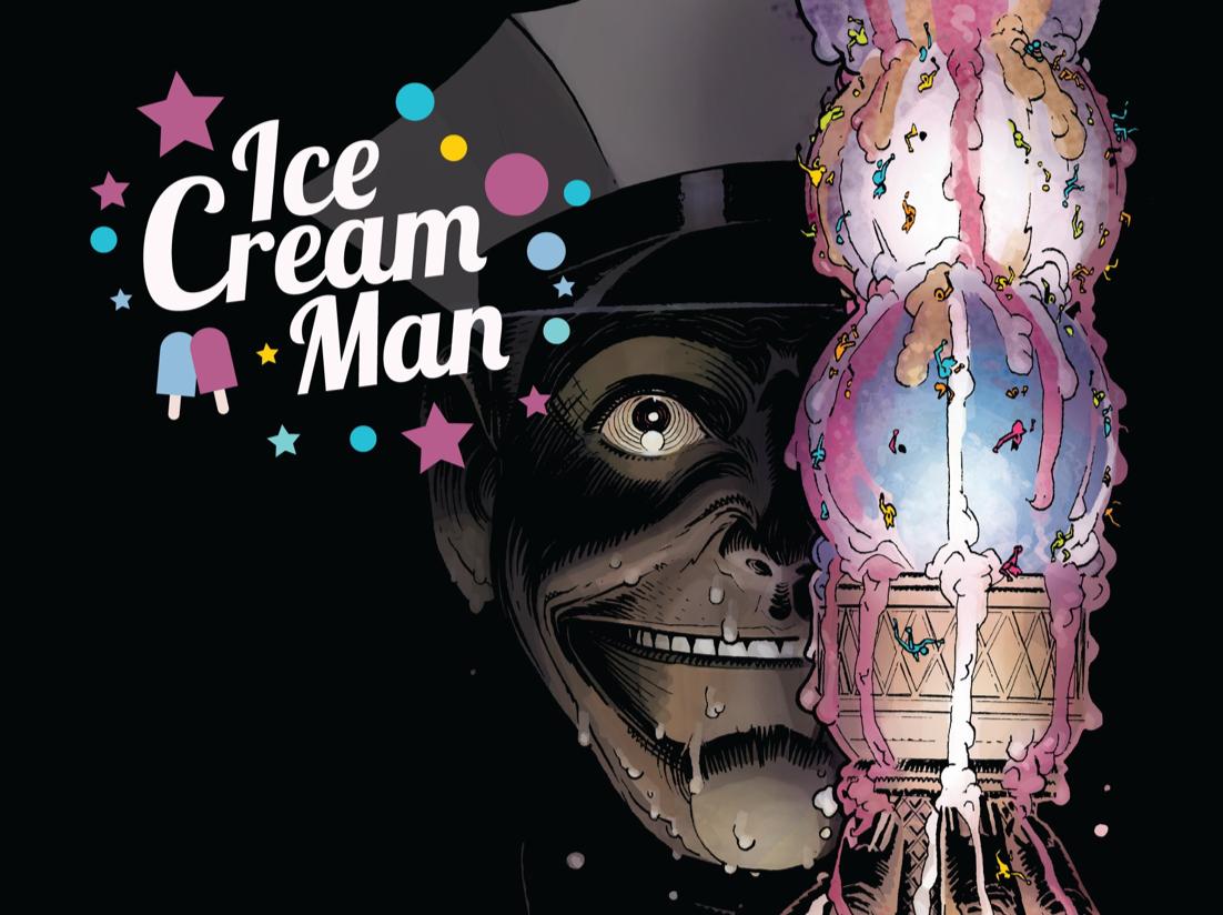 [News] Quibi Announces ICE CREAM MAN