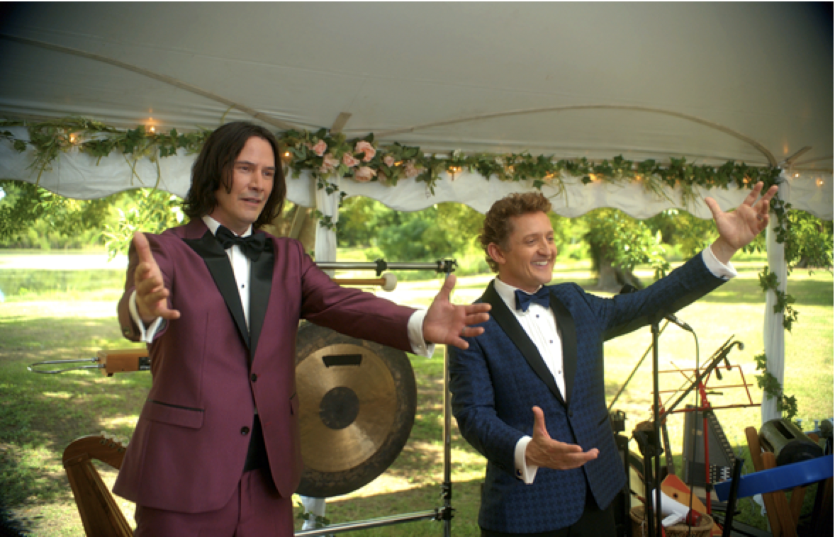 [News] New Image Released for BILL & TED FACE THE MUSIC