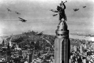 [News] Fathom Events is Bringing 1933's KING KONG Back For One Special Night