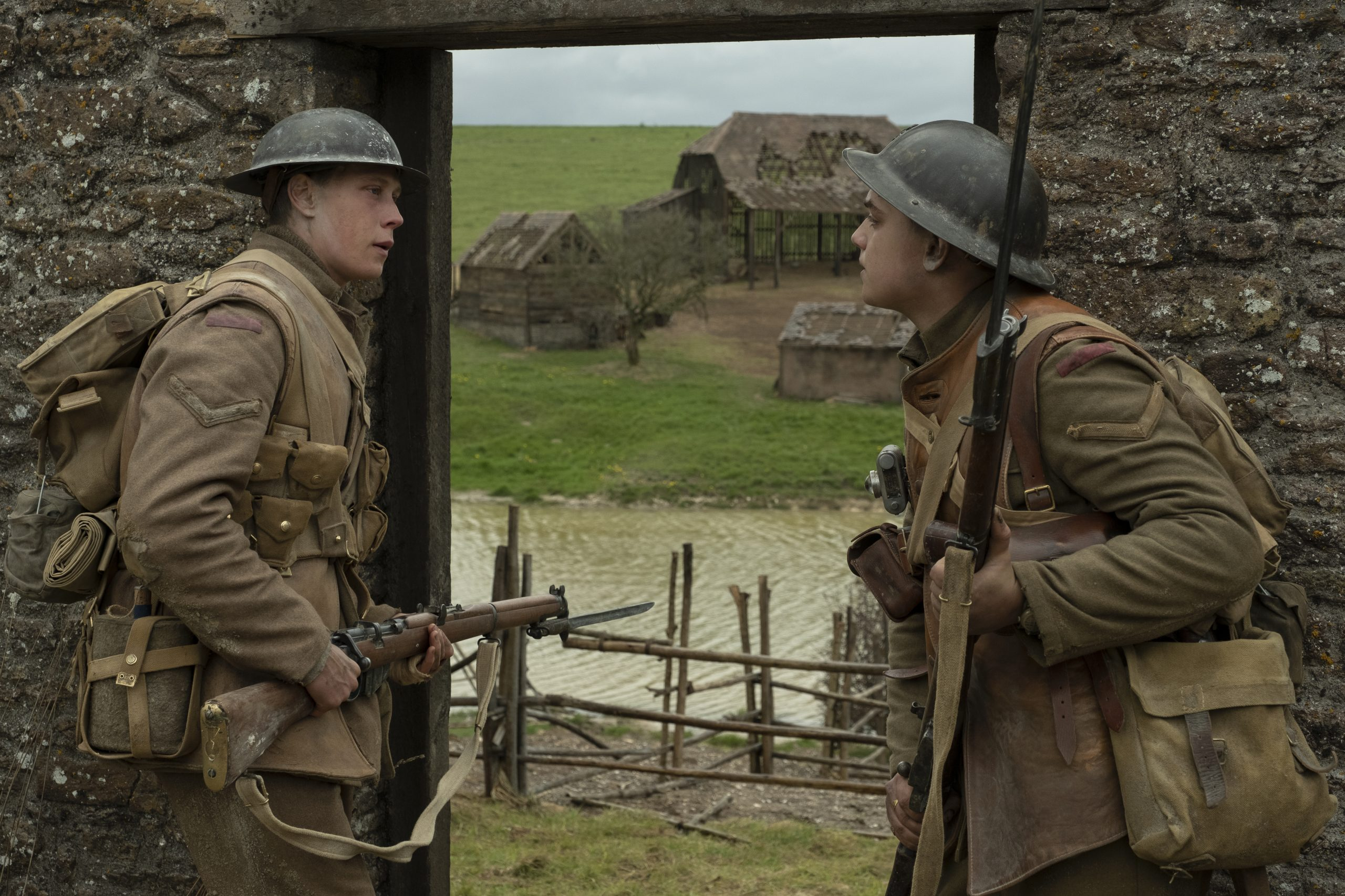 [Giveaway Alert] Enter for a Chance to Win a Blu-ray Copy of 1917