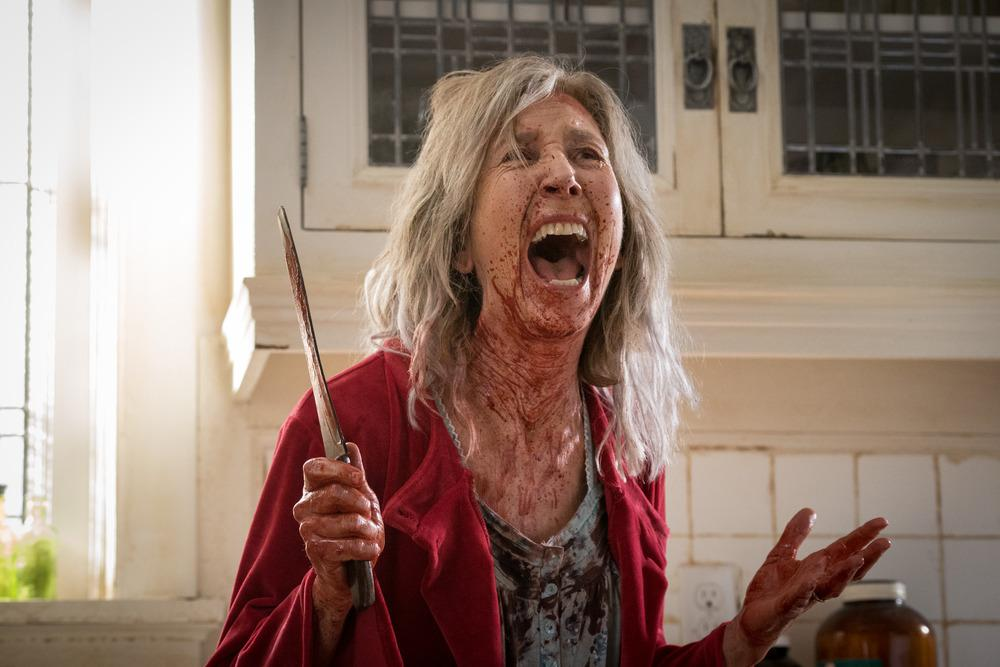 [Interview] Actress Lin Shaye for THE GRUDGE