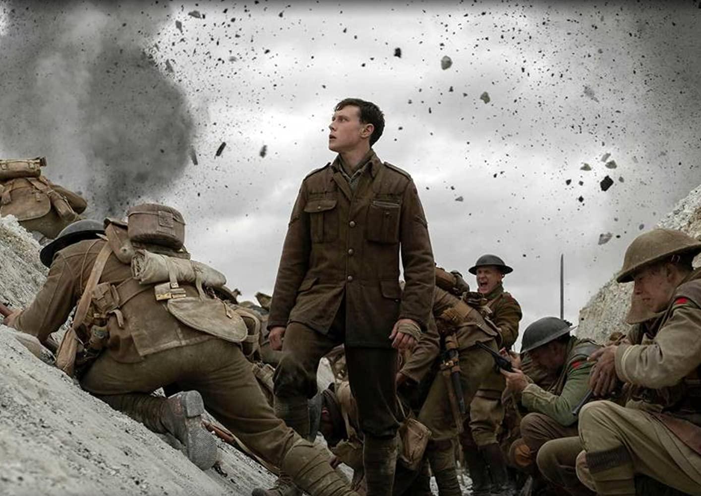 [Blu-ray/DVD Review] 1917