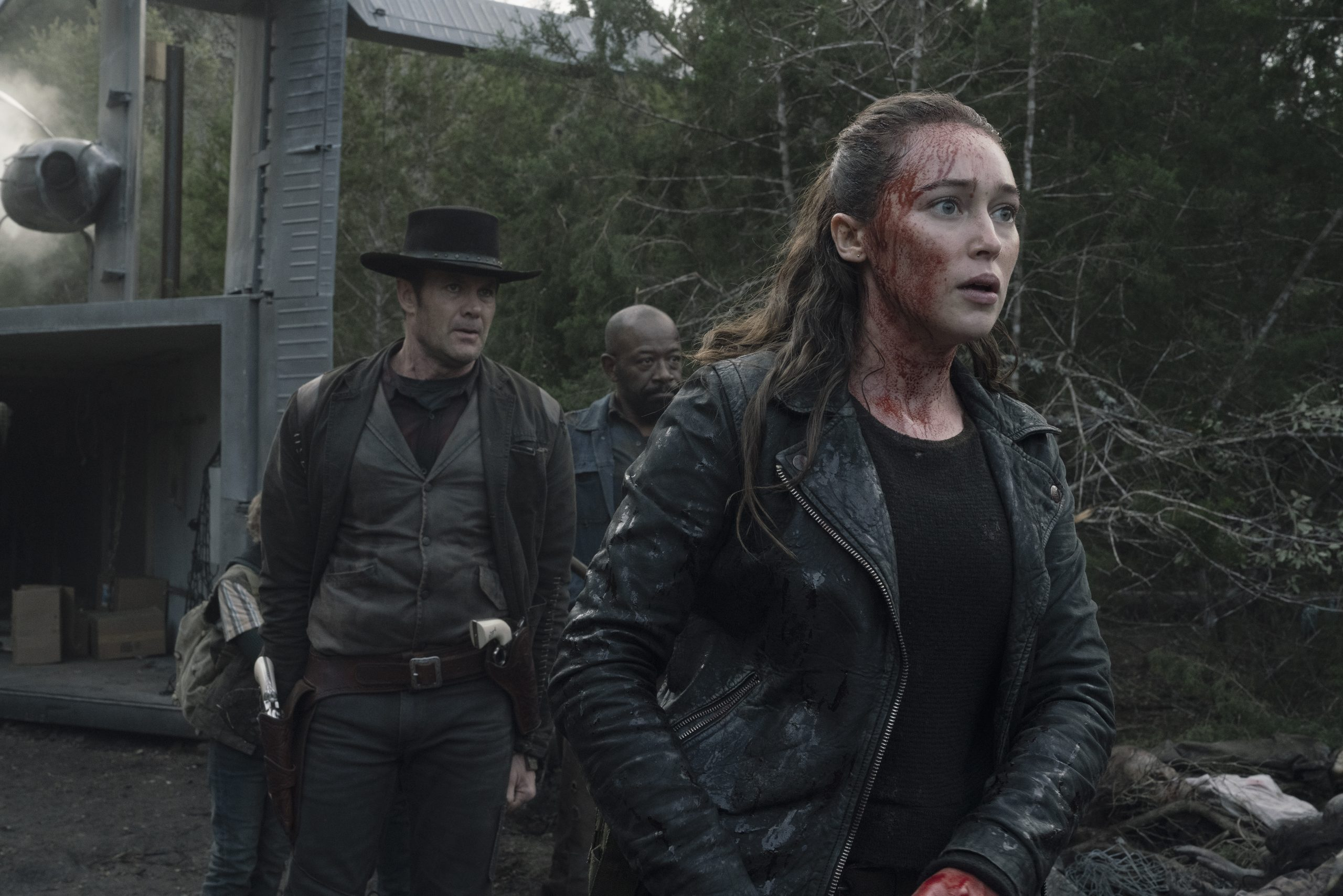 [News] FEAR THE WALKING DEAD S5 Arrives On Blu-ray/DVD This May