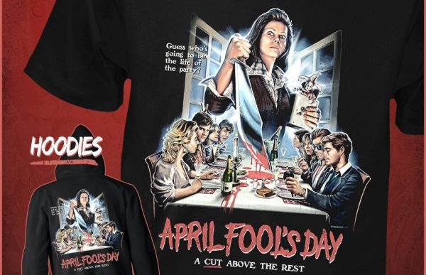 [News] APRIL FOOL'S DAY Is No Joke with Fright-Rags' Parody Designs & More