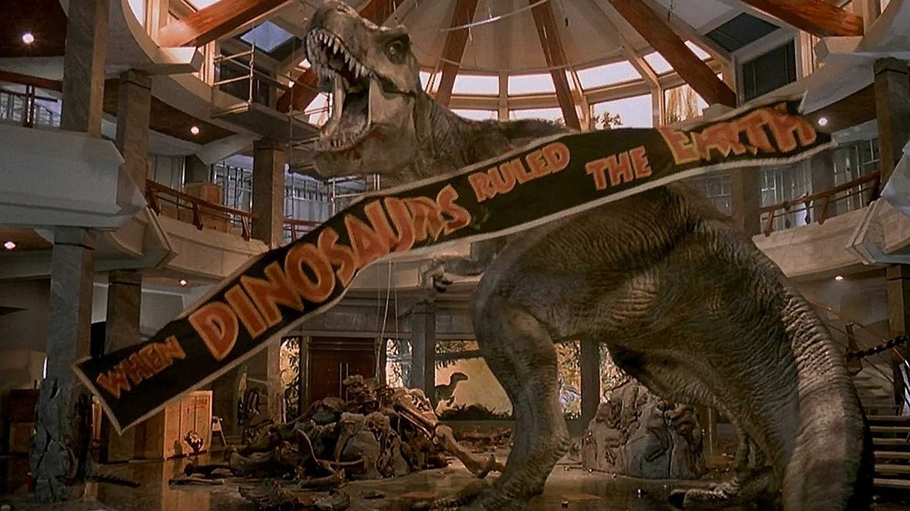[News] Universal & IGN to Host JURASSIC PARK Watch Party