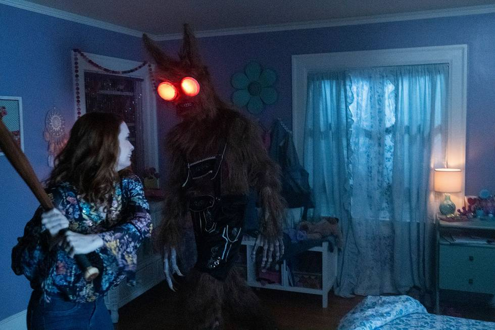 [Interview] Felicia Day for Into the Dark's POOKA LIVES!