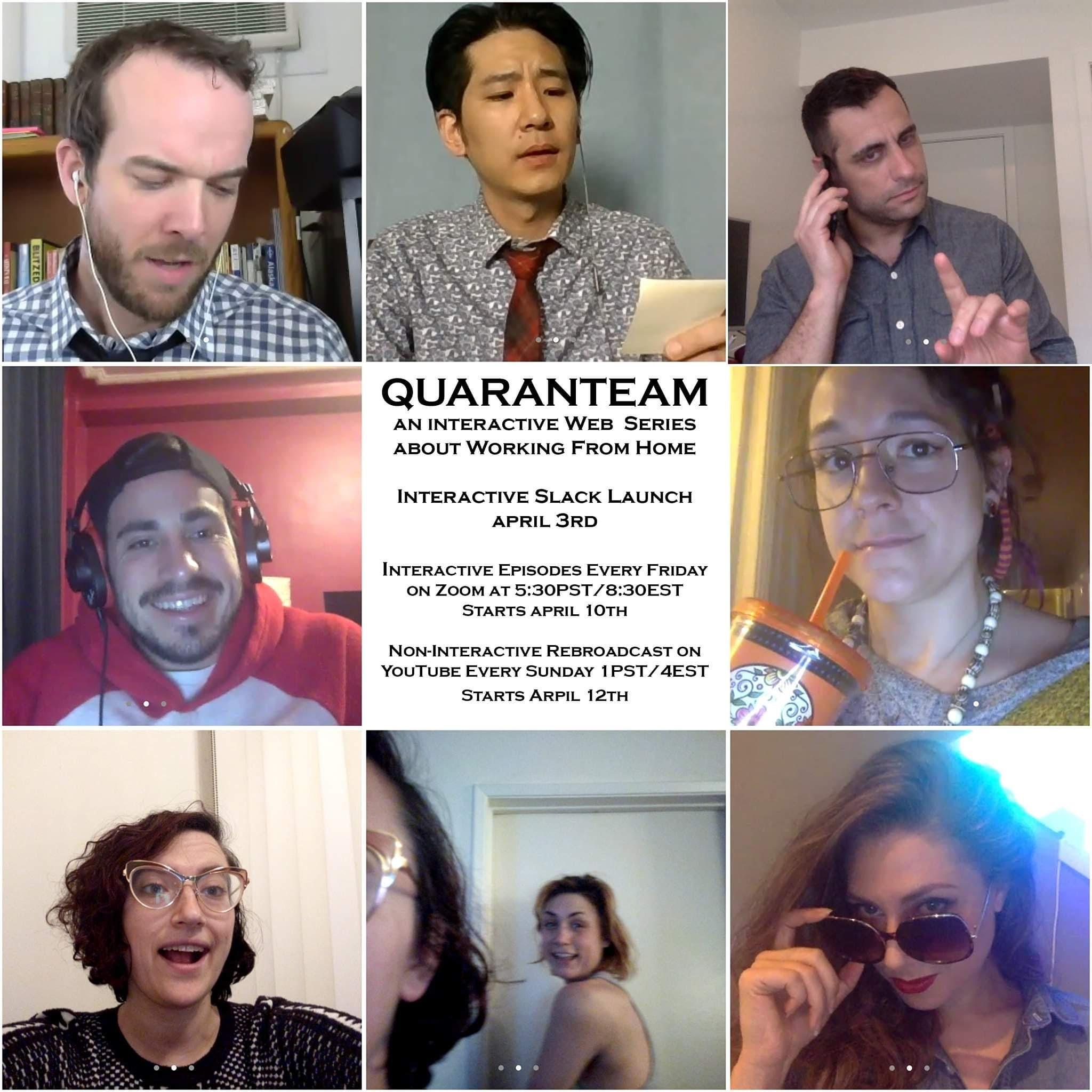 [News] ABC Interactive Announces QUARANTEAM