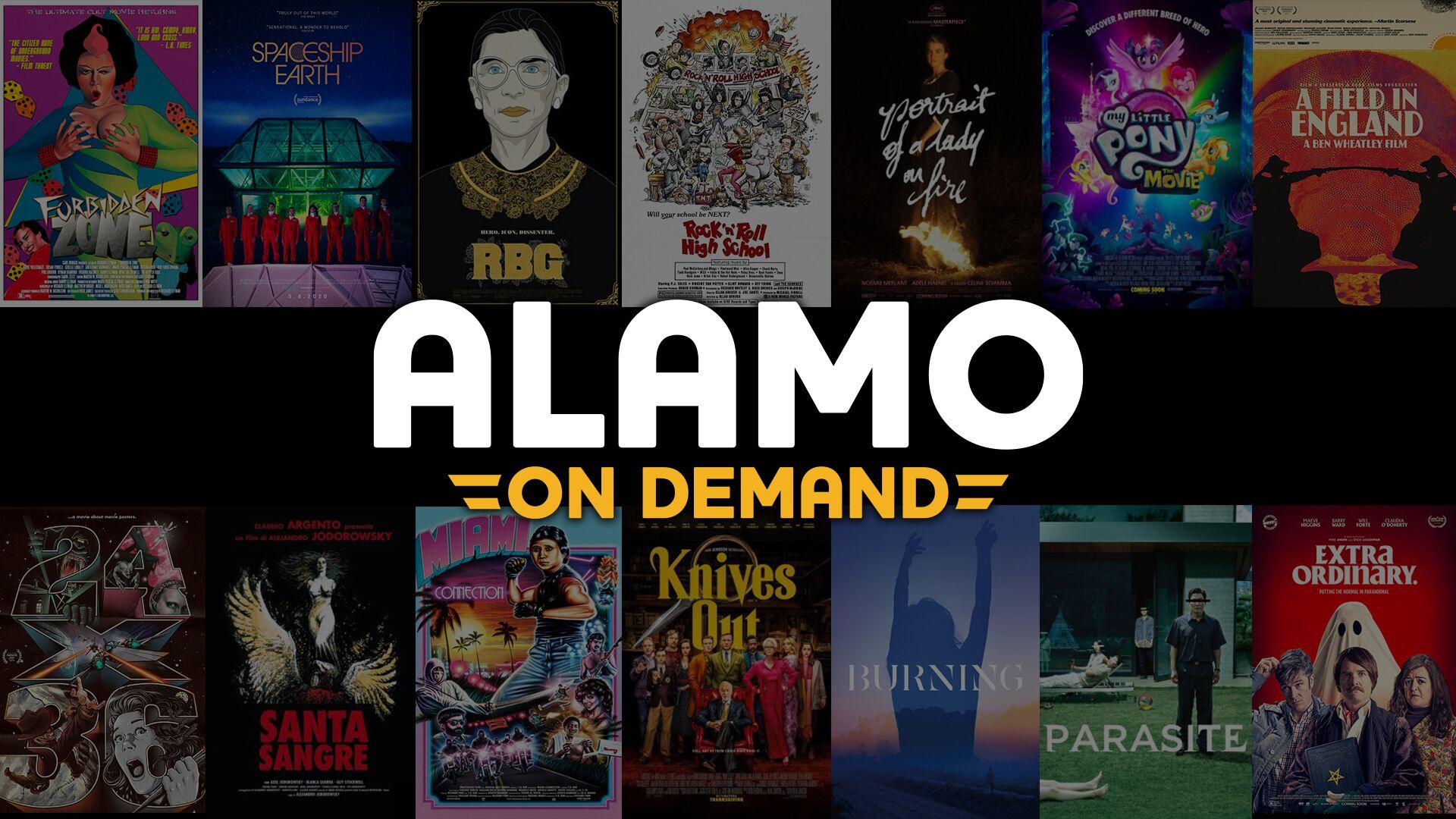 [News] Alamo Drafthouse Launches Alamo On Demand VOD Platform