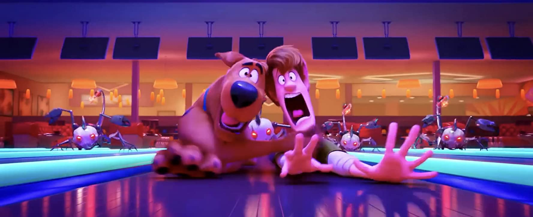 [Movie Review] SCOOB!