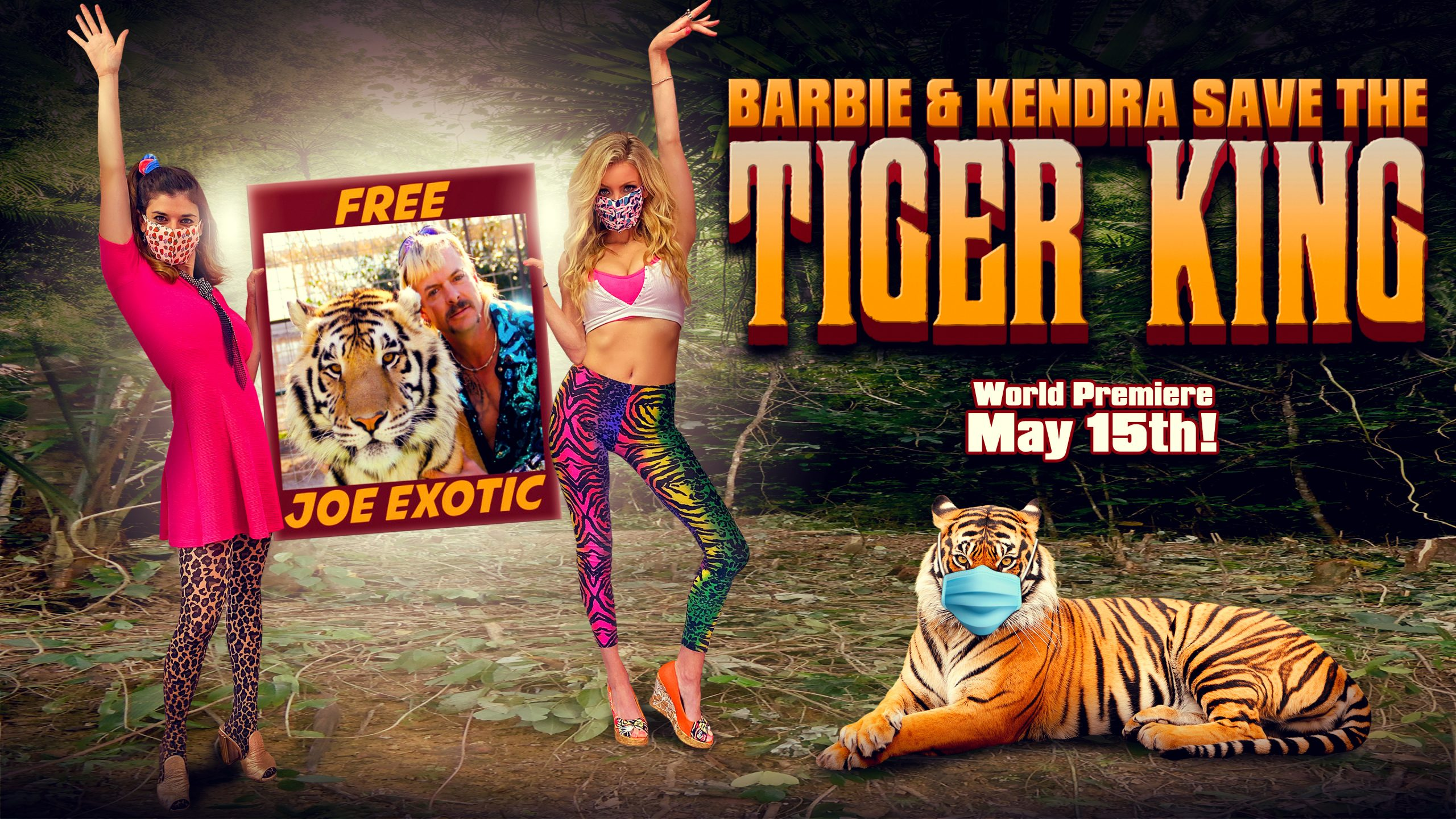 [Review] BARBIE AND KENDRA SAVE THE TIGER KING