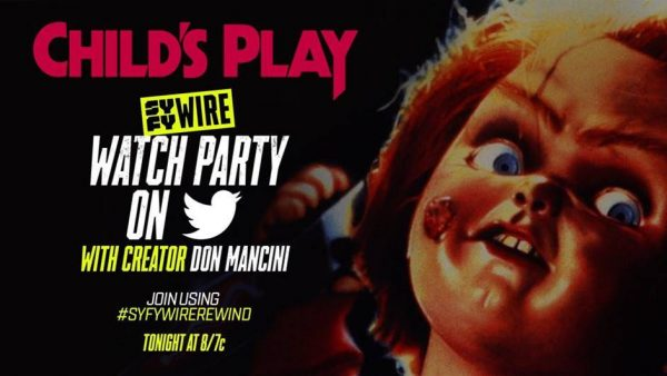 [News] Join Tonight's Watch Party of CHILD'S PLAY with Don Mancini
