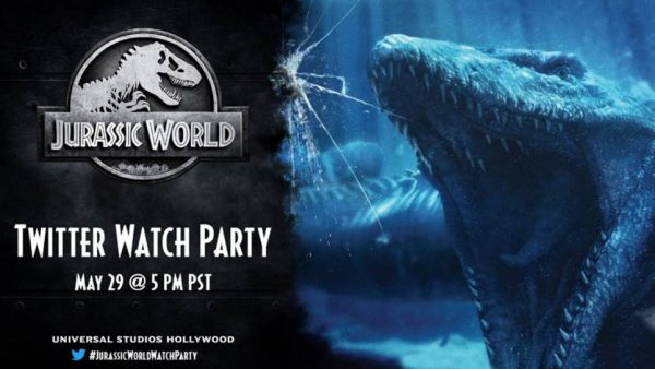 [News] Universal Studios Hollywood Celebrates National Dinosaur Day with a JURASSIC WORLD Watch Party