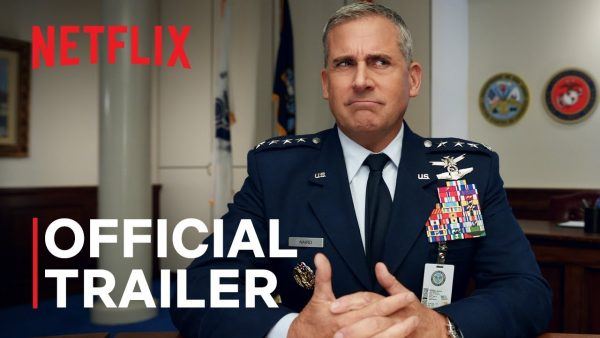 [News] Check Out The Trailer for Netflix's SPACE FORCE