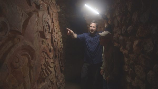[News] Travel Channel's New Series BURIED WORLDS WITH DON WILDMAN Uncovers the World's Dark History