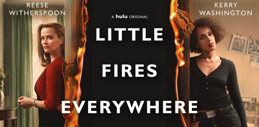 [News] LITTLE FIRES EVERYWHERE Available on Digital