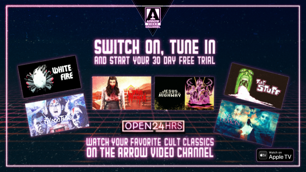 [News] Arrow Video Channel Announces Genre June Titles for Subscribers