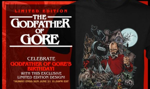 [News] Fright-Rags Celebrates Lucio Fulci, Creepshow, and More!