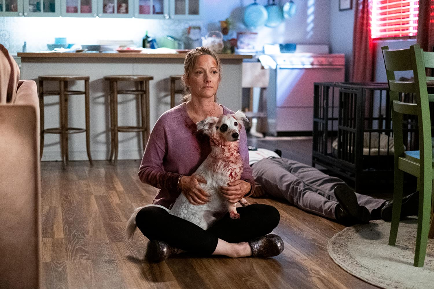 [Interview] Judy Greer for Into the Dark's GOOD BOY