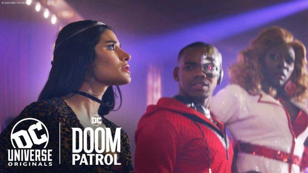[News] DC UNIVERSE Unveils Extended DOOM PATROL Season Two Trailer