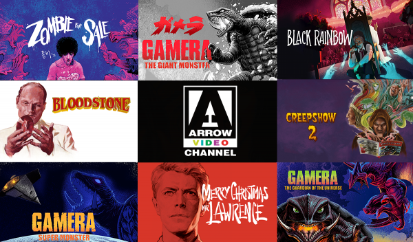 [News] Arrow Video Channel Announces Genre July Titles for Subscribers