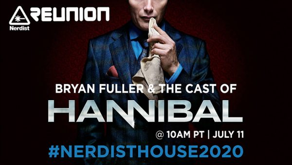 [News] Nerdist Brings Bryan Fuller & Cast of HANNIBAL Together for a Delicious Reunion