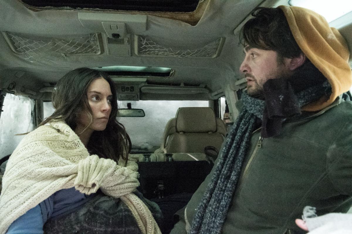 [News] IFC Midnight's Survival Thriller CENTIGRADE Gets New Trailer