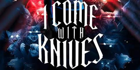 [Book Review] I COME WITH KNIVES
