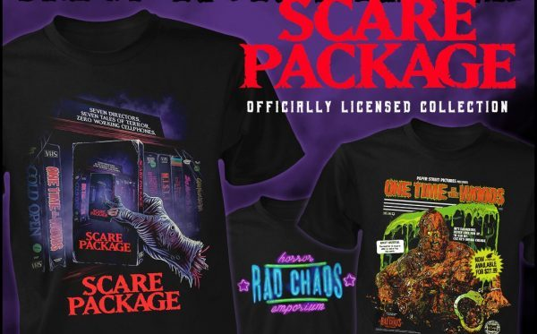 [News] Get Nostalgic with SCARE PACKAGE, Universal Monsters Apparel & More From Fright-Rags