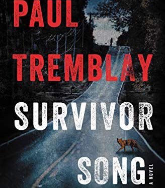 [Book Review] SURVIVOR SONG