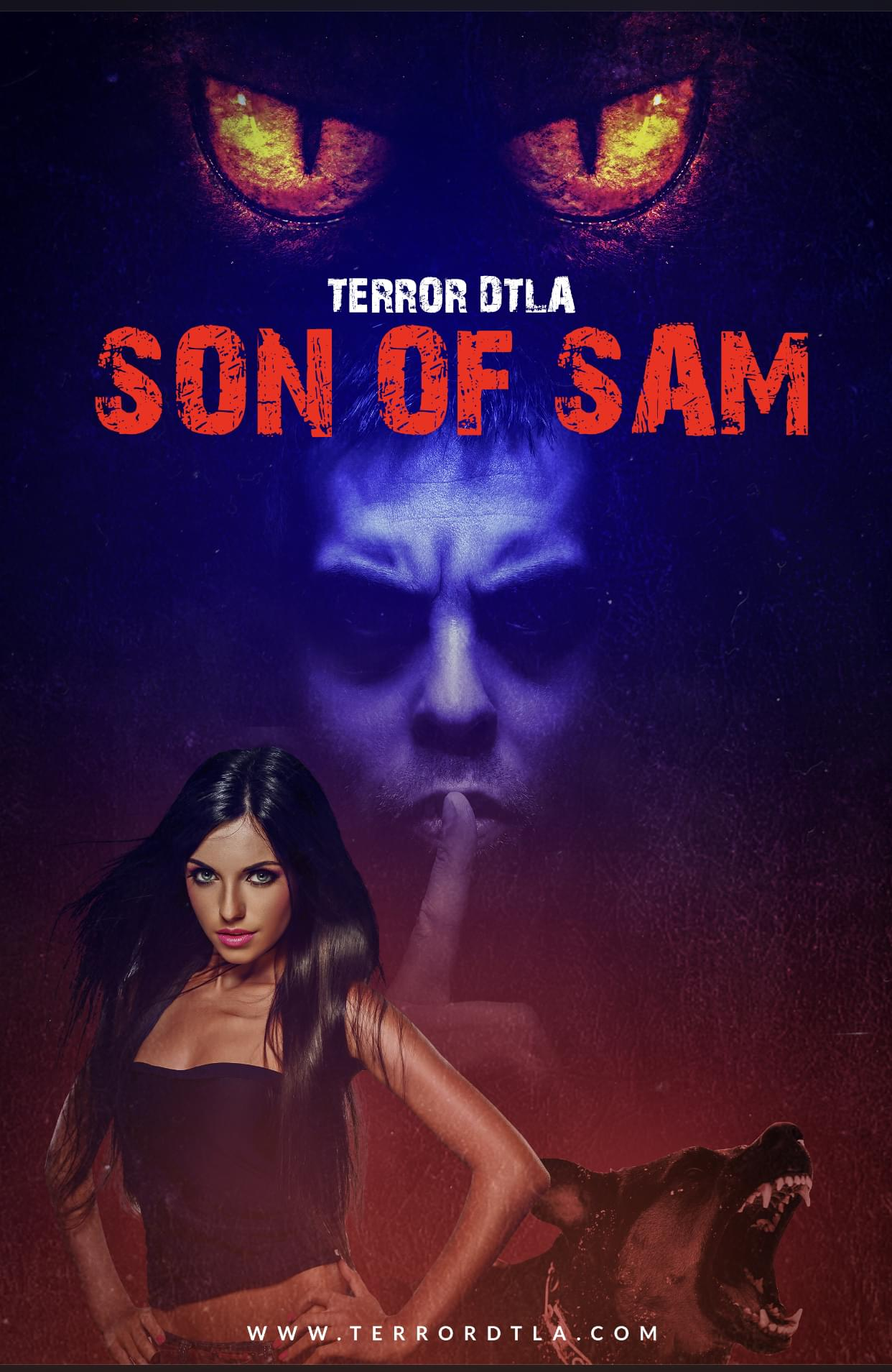 [Immersive Experience] Terror DTLA: Son of Sam