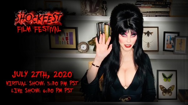 [News] Join Elvira and Malcolm McDowell Tonight in Times Square for Shockfest