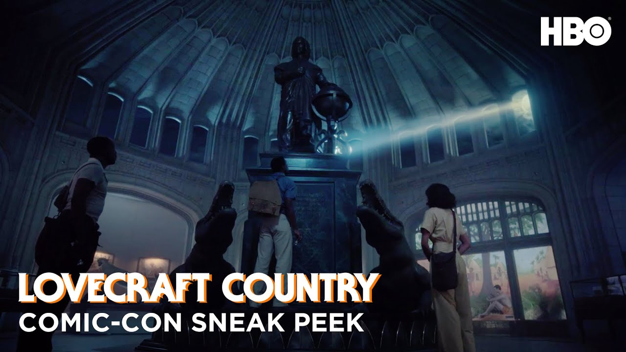 [News] HBO Releases Sneak Peek of LOVECRAFT COUNTRY