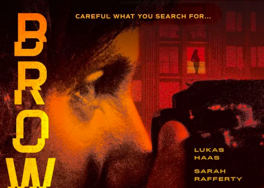 [News] Suspenseful Thriller BROWSE Available on VOD Tomorrow!