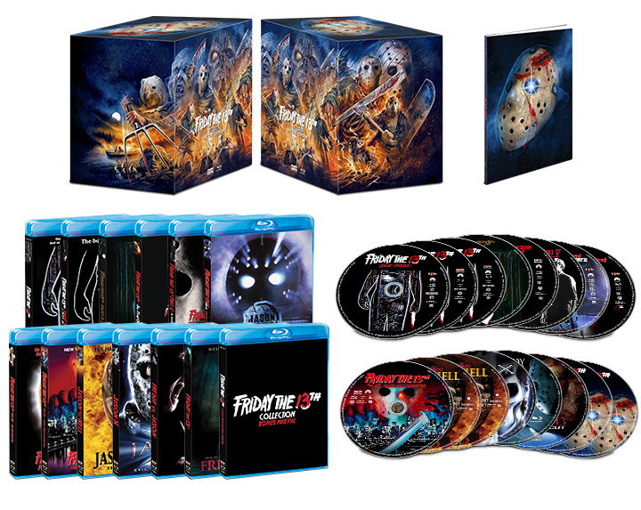 [News] Scream Factory Announces FRIDAY THE 13TH COLLECTION (DELUXE EDITION)