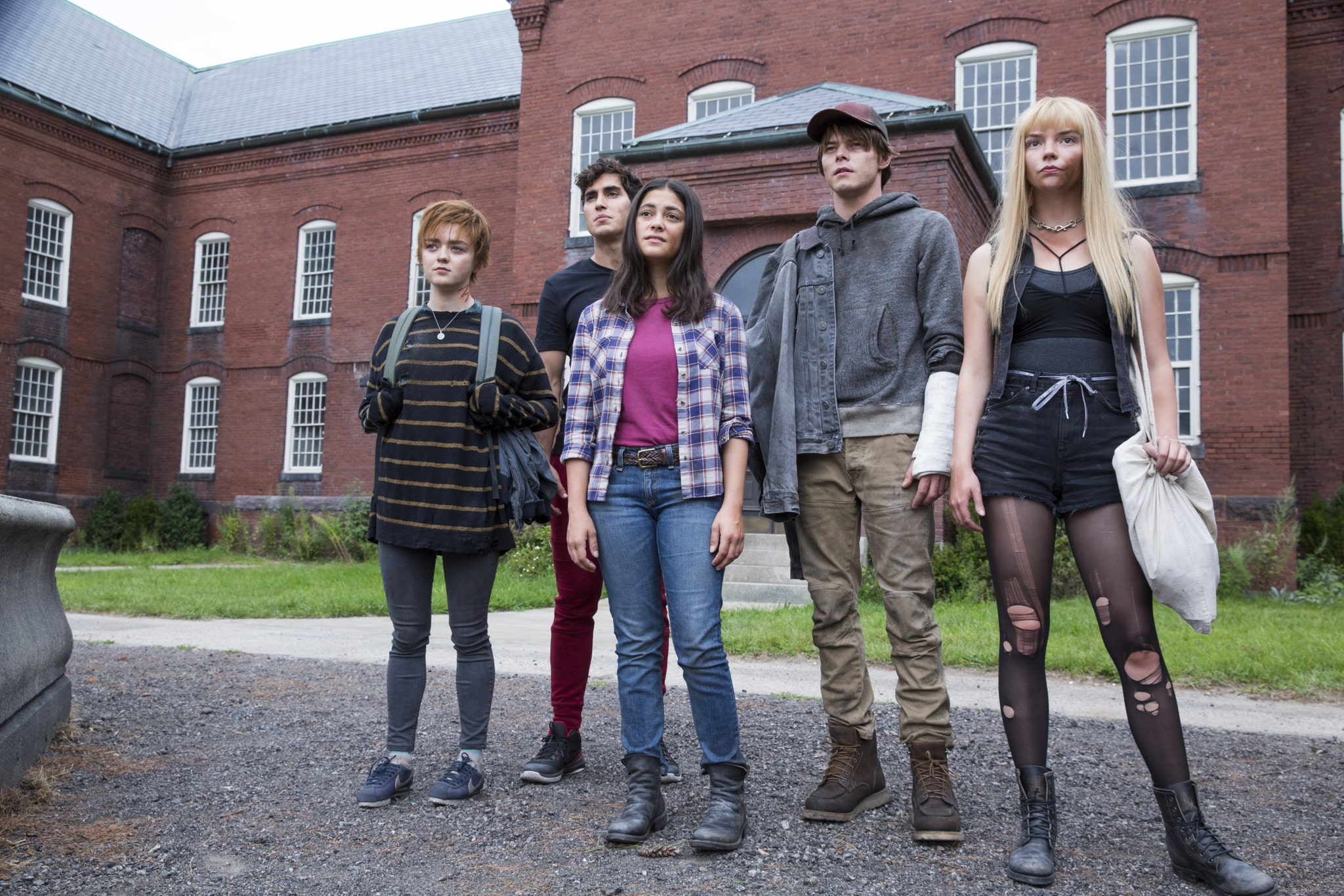 [Article] THE NEW MUTANTS Talk Filming Inside a Psychiatric Hospital