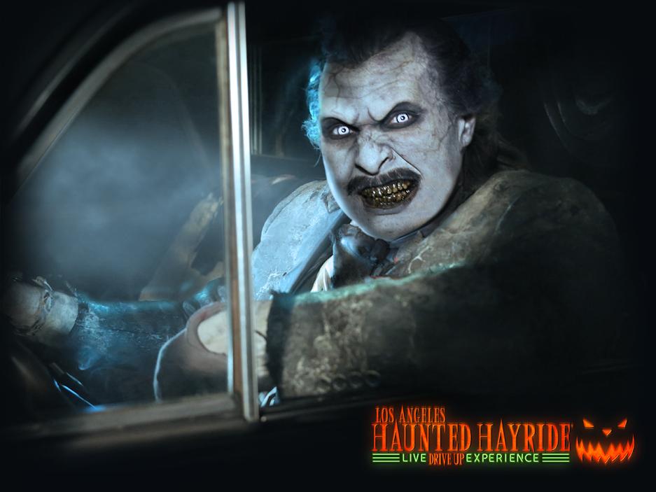 "[News] LA Haunted Hayride Creates ""Drive Up"" Experience"