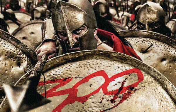 [Blu-ray/DVD Review] 300