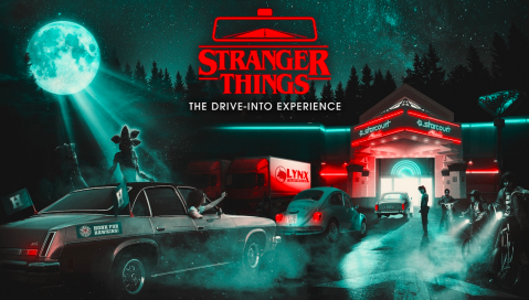 "[News] Stranger Things: The ""Drive-Into"" Experience Brings Hawkins to Los Angeles"