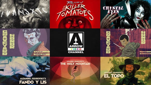[News] Arrow Video Channel Announces Genre September Line-Up