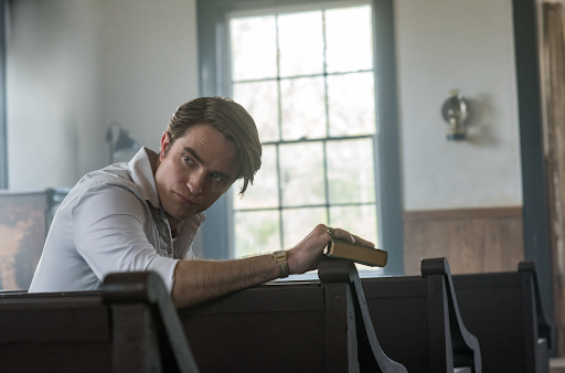 [News] THE DEVIL ALL THE TIME: Tom Holland & Robert Pattinson Face Off in Trailer